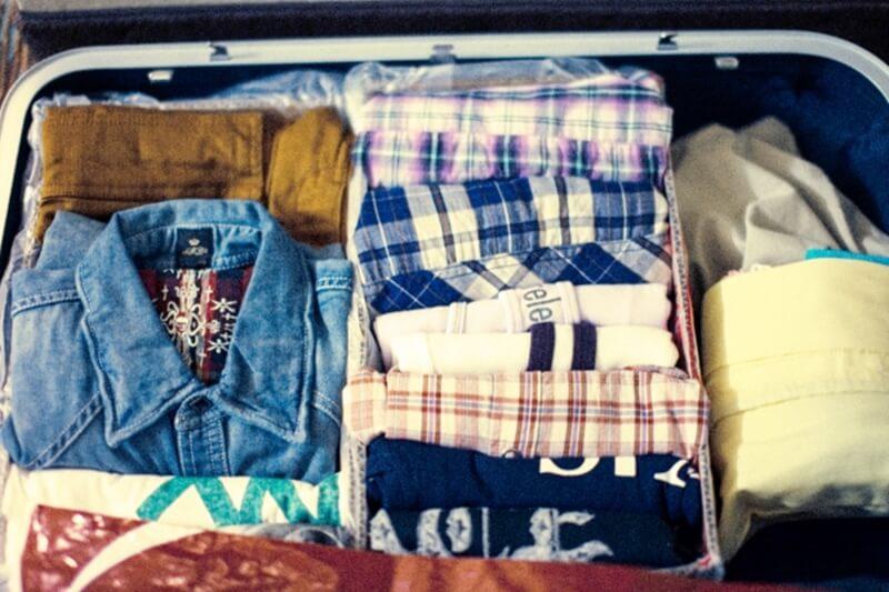 旅行の服装の選び方